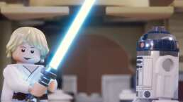 Video: Aprende a mantener tu sana distancia con un sable de luz como en 'Star Wars'