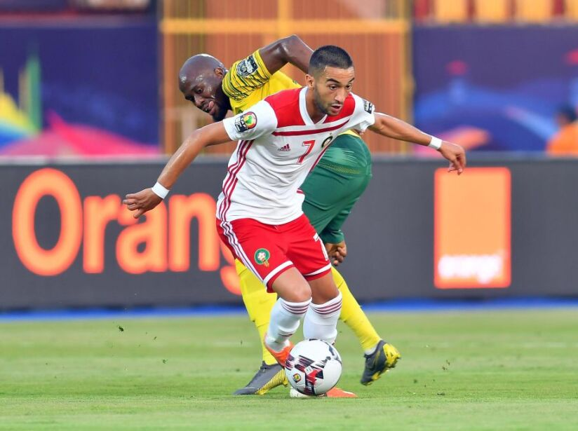 African Cup of Nations 2019: South Africa v Morocco