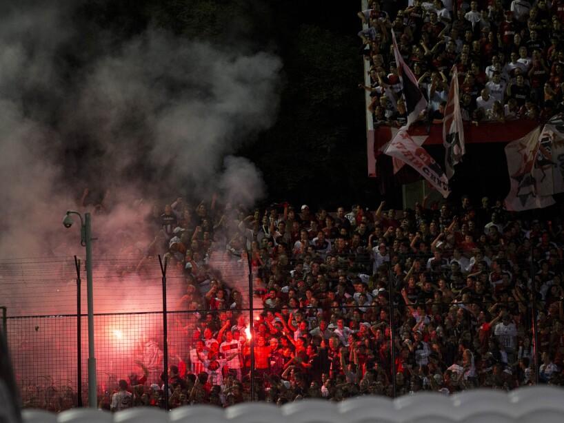 Argentina Uruguay Soccer Copa Libertadores