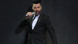 Ricky Martin reanuda show en Las Vegas