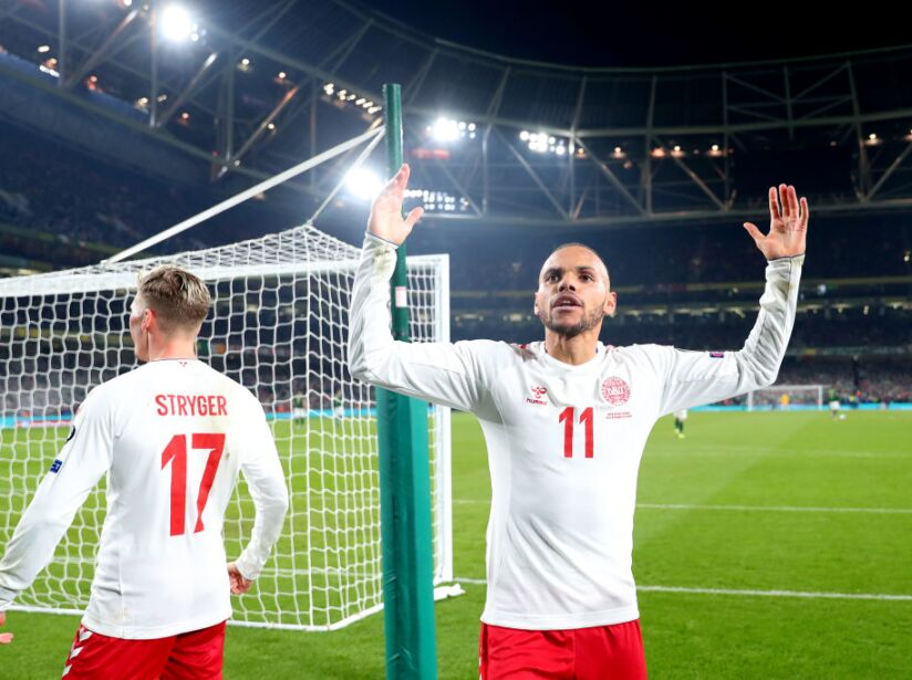 Republic of Ireland v Denmark - UEFA Euro 2020 Qualifier
