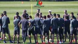 La Selección Mexicana no paró de prepararse a pesar de la pandemia
