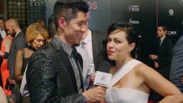 Giovanna Zacarías: 'El cine iberoamericano debería exhibirse más en México'
