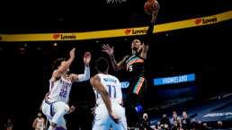 Thunder vence a unos diezmados Spurs