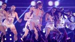 Los pasos de baile con los que Jennifer Lopez llegó a sus 50 años