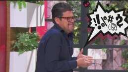 """¡Aguas, está caliente!: Por andar de """"tentón"""", Jorge Van Rankin se quemó con el sartén"""
