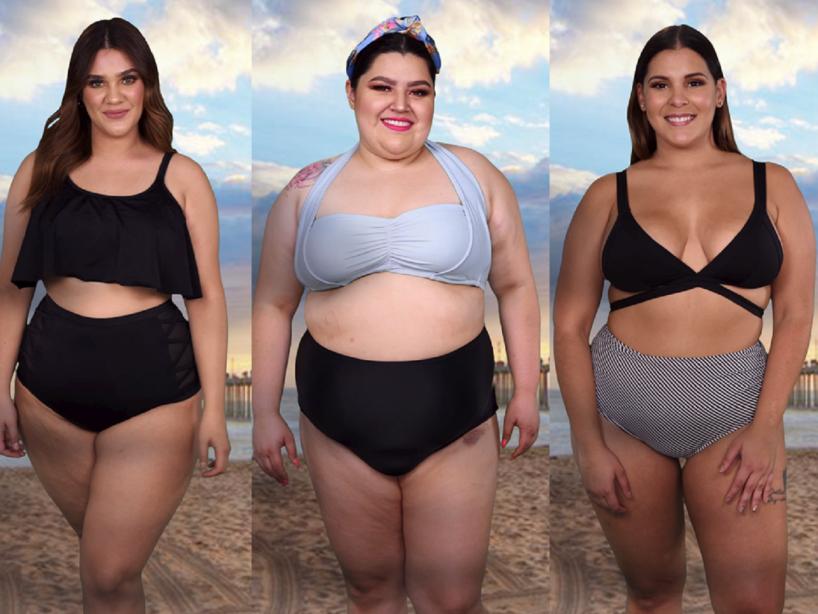 12 Estilos de trajes de baño para todo tipo de cuerpo
