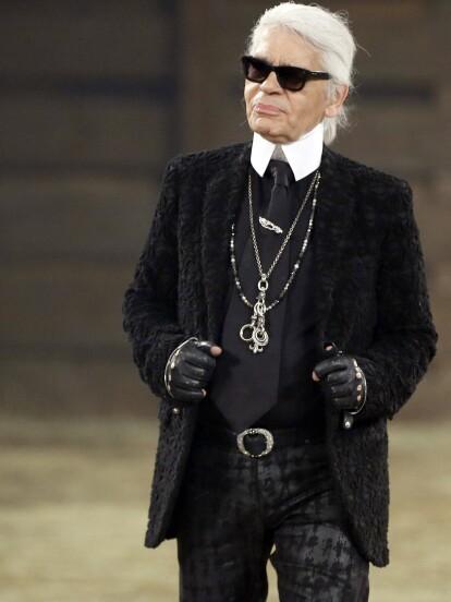 El káiser de la moda murió este martes 19 de febrero a los 85 años en París.