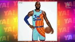 Lasrápidasde Cuéntamelo ya!(Martes 18 de agosto): LeBron James mostró el uniforme de 'Space Jam 2'