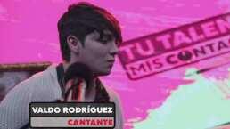 'Sumó a mi proyecto': Valdo Rodríguez presenta la nueva versión de su canción