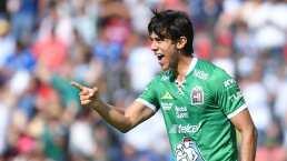 J.J. Macías suena para irse al futbol europeo