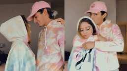 Emilio Marcos aparece en redes presumiendo su amor y sonroja a su novia