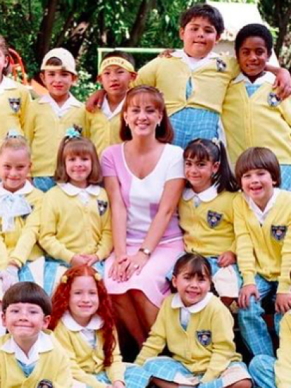 '¡Vivan los Niños!' fue una exitosa telenovela infantil producida por Nicandro Díaz en el año 2002 para Televisa Niños.