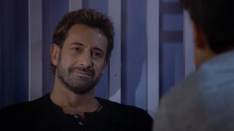 C113: Eugenio sospecha que Neto es su hijo