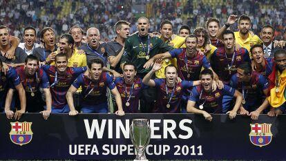 Así nació la Supercopa de la UEFA | Definir al mejor de Europa sólo era un pretexto para gozar del futbol de Cruyff.