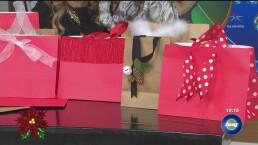 Aprende a diseñar bolsas decorativas