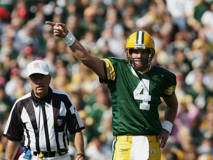 St. Louis Rams v Green Bay Packers