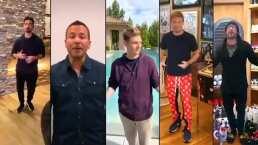 Los Backstreet Boys ofrecen concierto desde su casa