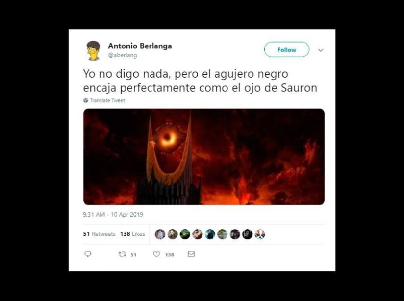 Mejores memes del agujero negro