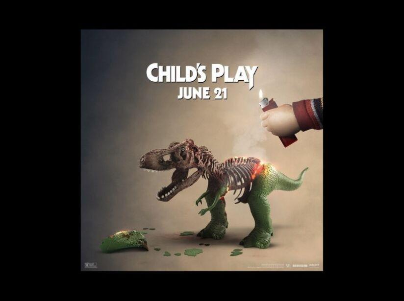 Chucky: El muñeco diabólico mató a los personajes de Toy Story, galería.