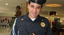 ENTREVISTA: Ricardo Guerra se convierte en policía