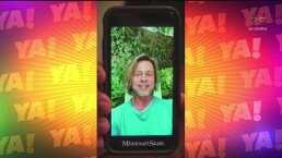 Lasrápidasde Cuéntamelo ya!(Jueves 21 de mayo): Brad Pitt envía mensaje de apoyo a recién graduados