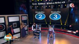 Triple castigo para Natalia Téllez: 'El Diablito', 'El Burro' y 'La Silla Eléctrica'