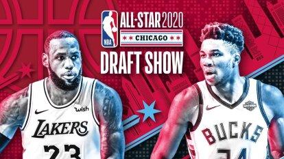 Te presentamos el Team LeBron y el Team Giannis, que disputarán el All Star Game de la NBA este 16 de febrero de 2020.