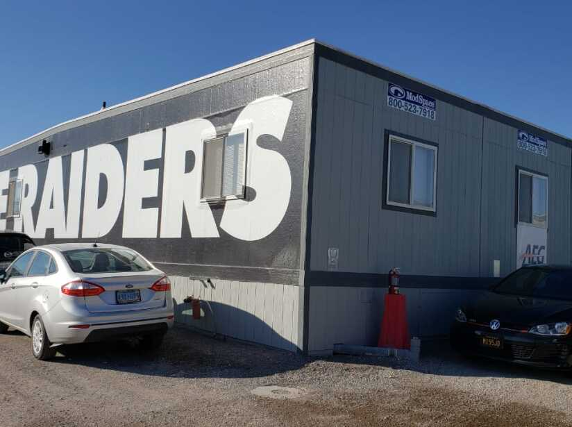 La nueva casa de los Raiders en Las Vegas