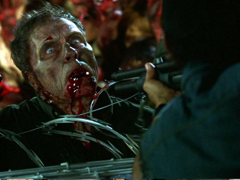 El Amanecer de los Muertos (2004): Un grupo de sobrevivientes se resguarda en un centro comercial, en medio del apocalipsis zombie.