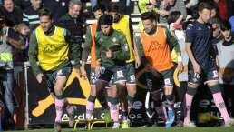 Lainez juega en goleada del Betis en Copa del Rey