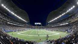 El motivo por el que los Raiders jugaron en campo de 80 yardas