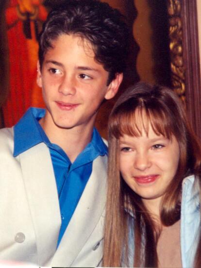 'Aventuras en el Tiempo' fue una telenovela infantil producida por Televisa Niños en 2001 y protagonizada por Belinda y Christopher Uckermann como la pareja infantil.