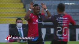 ¡Firma la victoria! Renato Ibarra se escapa y anota el 2-0 del Atlas