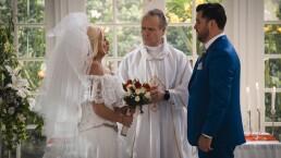 Así fue la boda de Roxana Castellanos y Paul Stanley en 'Mi querida herencia'