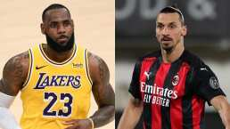 Sigue la novela entre Ibrahimovic y LeBron James