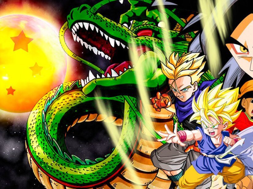 La música de fondo de Dragon Ball GT fue compuesta por Akihito Tokunaga.