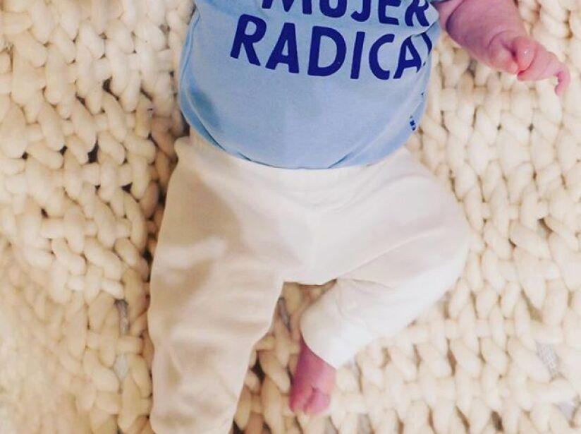 Primeras imágenes de Lucía Martin-Yosef, la primera hija de Ricky Martin