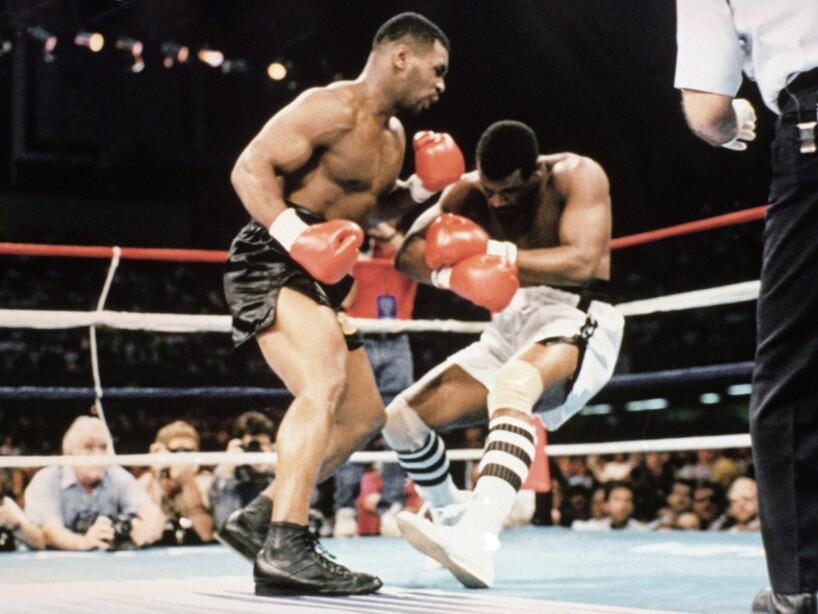 Tyson Spinks 1988