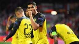 Achraf pasa reconocimiento médico previo a fichar por Inter