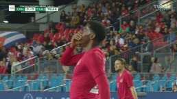 Jonathan David se pierde el doblete ante Cuba