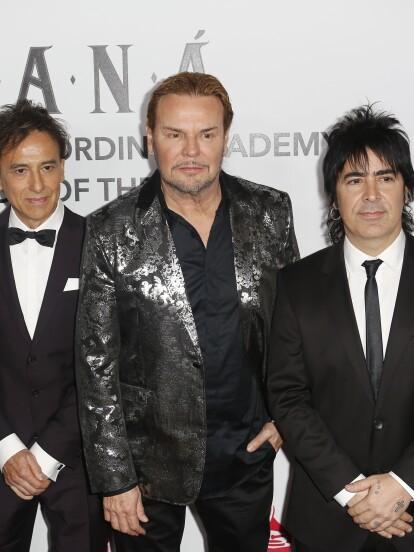 La agrupación mexicana Maná fue nombrada como Persona del 2018 por la Academia Latina de la grabación