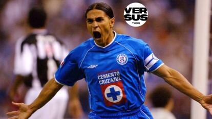 Paco Palencia es el máximo anotador del Cruz Azul en la historia de los torneos cortos. En la lista hay ídolos y leyendas celestes. Te dejamos el Top 10.
