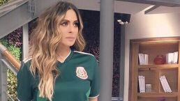 Galilea Montijo y su look muy a la mexicana
