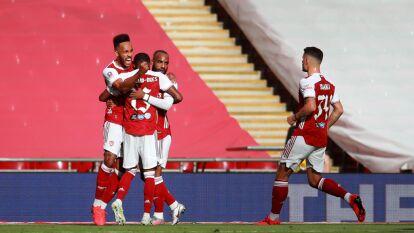 ¡Arsenal se coronó en la FA Cup!   Tras conseguir la victoria sobre Chlesea 2-1, los de Arteta consiguieron un boleto para la Europa League.
