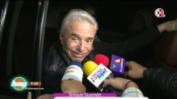 Enrique Guzmán nos platica sobre la demanda laboral de Alejandra Guzmán