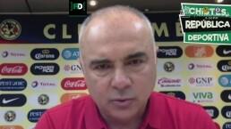 Memo Vázquez y Brizuela se unen a los Chistes de República Deportiva