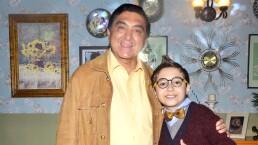 'Güicho Domínguez' y 'Justito' de 'Una familia de diez' se unen por primera vez gracias a Teletón