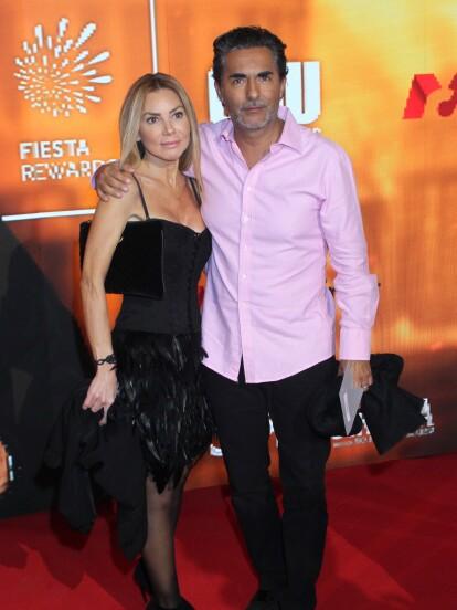 Durante la transmisión del 1 de octubre del programa 'Hoy', Raúl Araiza anunció que, tras estar casado por 24 años, se separará de su esposa Fernanda Rodríguez.