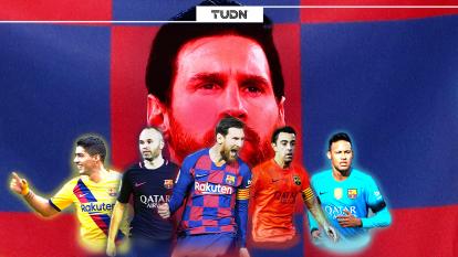 Lionel Messi cumple 33 años este 24 de junio. Ante eso, recordamos que ha compartido la cancha rodeado de grandes futbolistas con los que ha formado duplas realmente de terror para los adversarios. Estos son los 10 jugadores que mejor se han entendido con el '10' argentino.